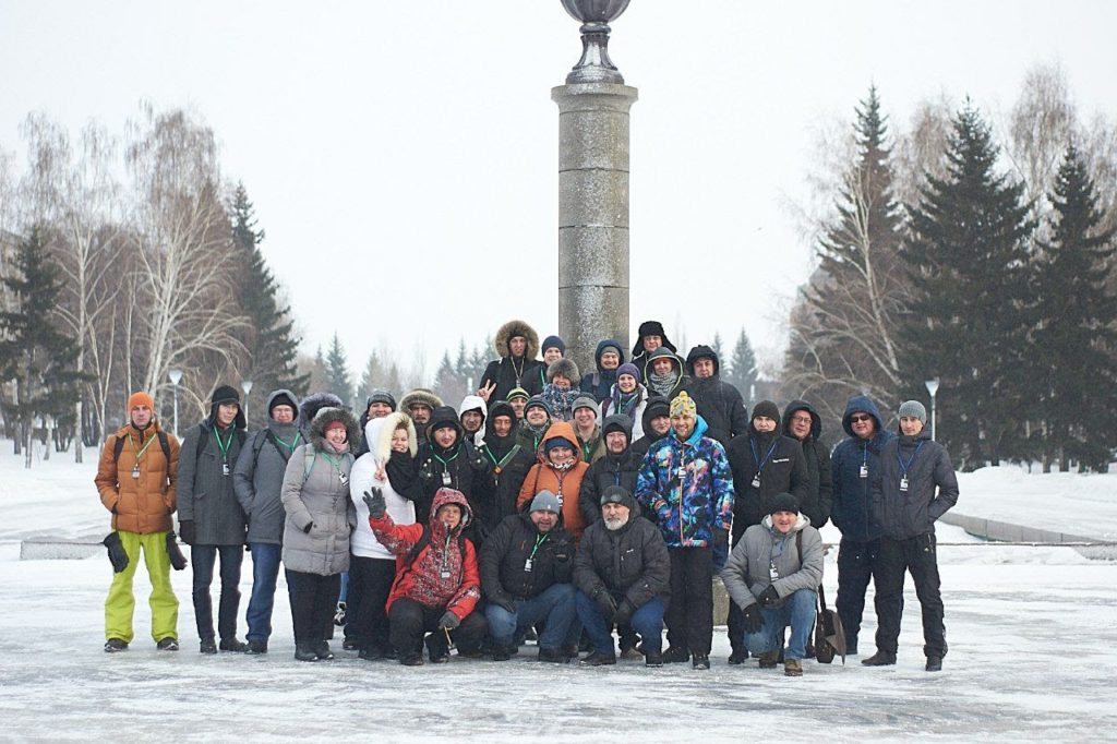 Первый FS в Барнауле